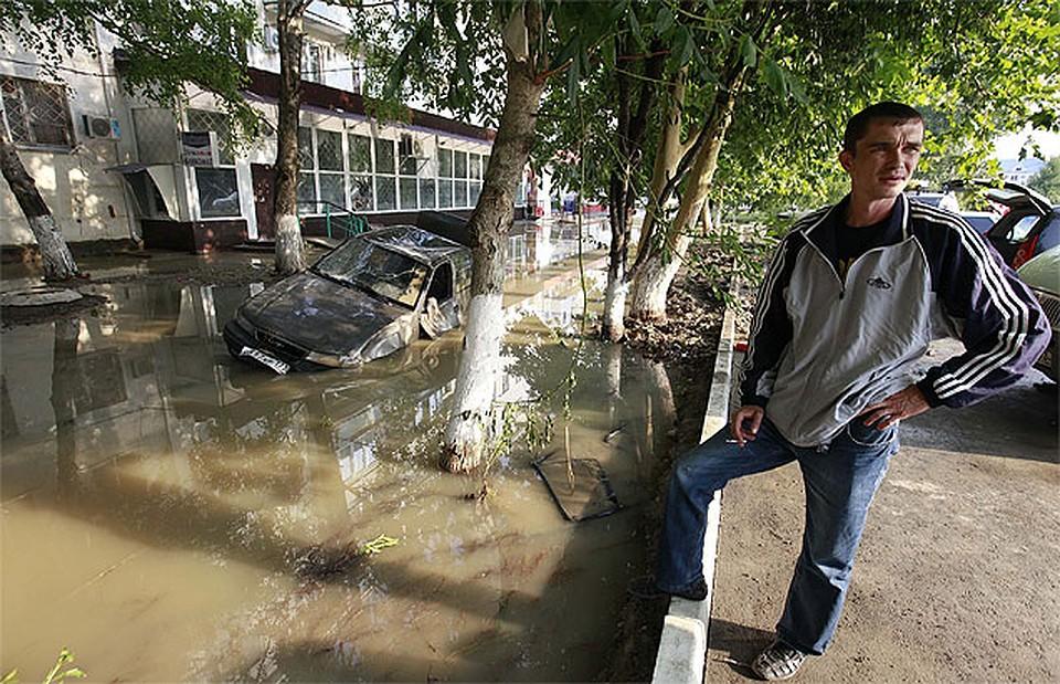 как ежики крымск наводнение фото очевидцев доказал