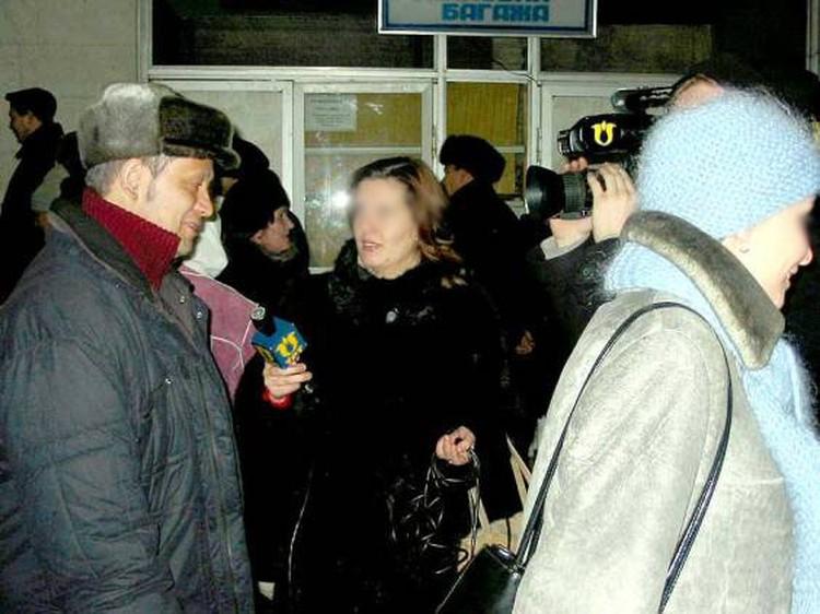"""Организатор Программы """"Идель-Хадж"""" - Гатауллин Рустем Роевич отвечает на вопросы журналистов 8 лет назад"""
