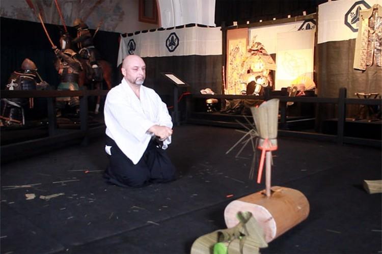 Спокойствие духа - главное правило самурая