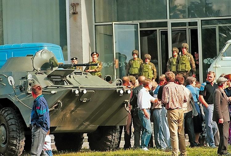 События 1991 года в Вильнюсе и Таллине не дали переписать очевидцы событий, благо они еще живы.