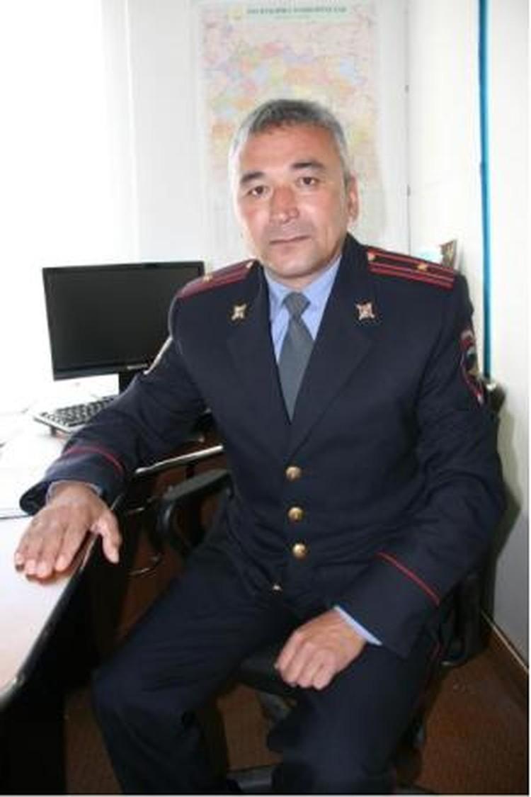 Гелимдар Сергалин