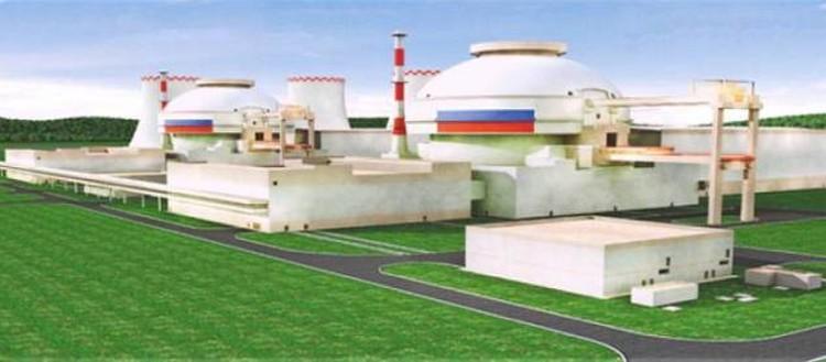 Так будет выглядеть атомная станция в Агидели. Если, конечно, проект в этом году не сильно переделают