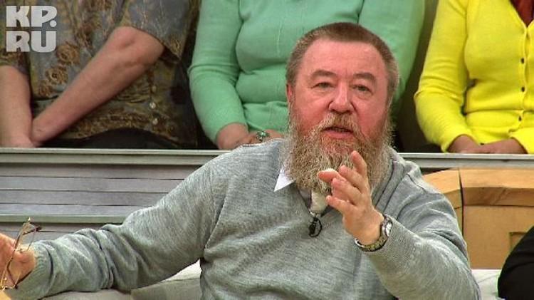 Журналист Николай Варсегов.