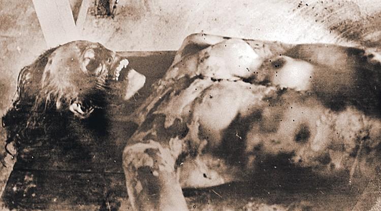 У Людмилы Дубининой не было глаз, языка и с двух сторон были сломаны ребра.