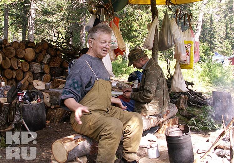 Юрий Юдин занимался туризмом, пока позволяло здоровье