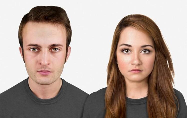 Люди через 20 тысяч лет
