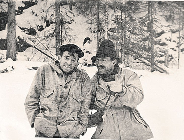 Николай Тибо-Бриньоль и Семен Золотарев мгновенно сдружились и были неразлучны.