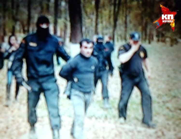 Зейналов оказал сопротивление при задержании, но задействованные в операции полицейские не пострадали