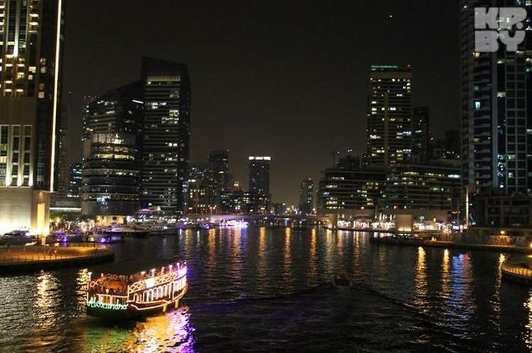 Центр Дубая похож на Манхэттен