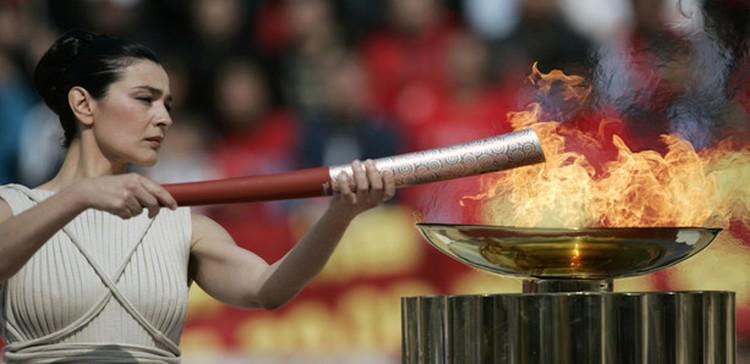 Факел Олимпиады-2008 стал одним из самых технологичных и экологичных в истории.