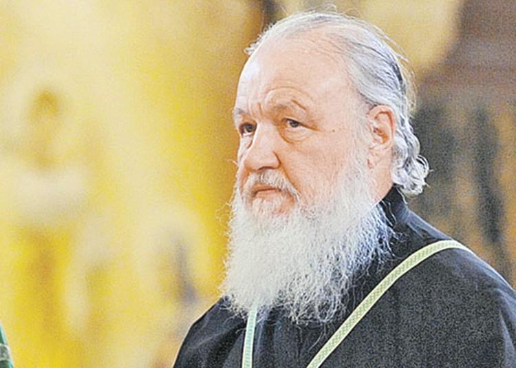 Патриарх принял и разделил боль конструктора.