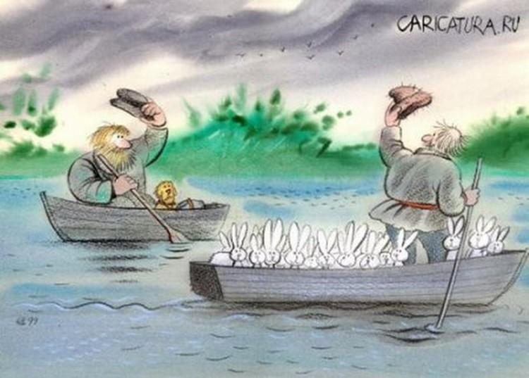 Животные, оказывается, не сразу задыхаются под водой
