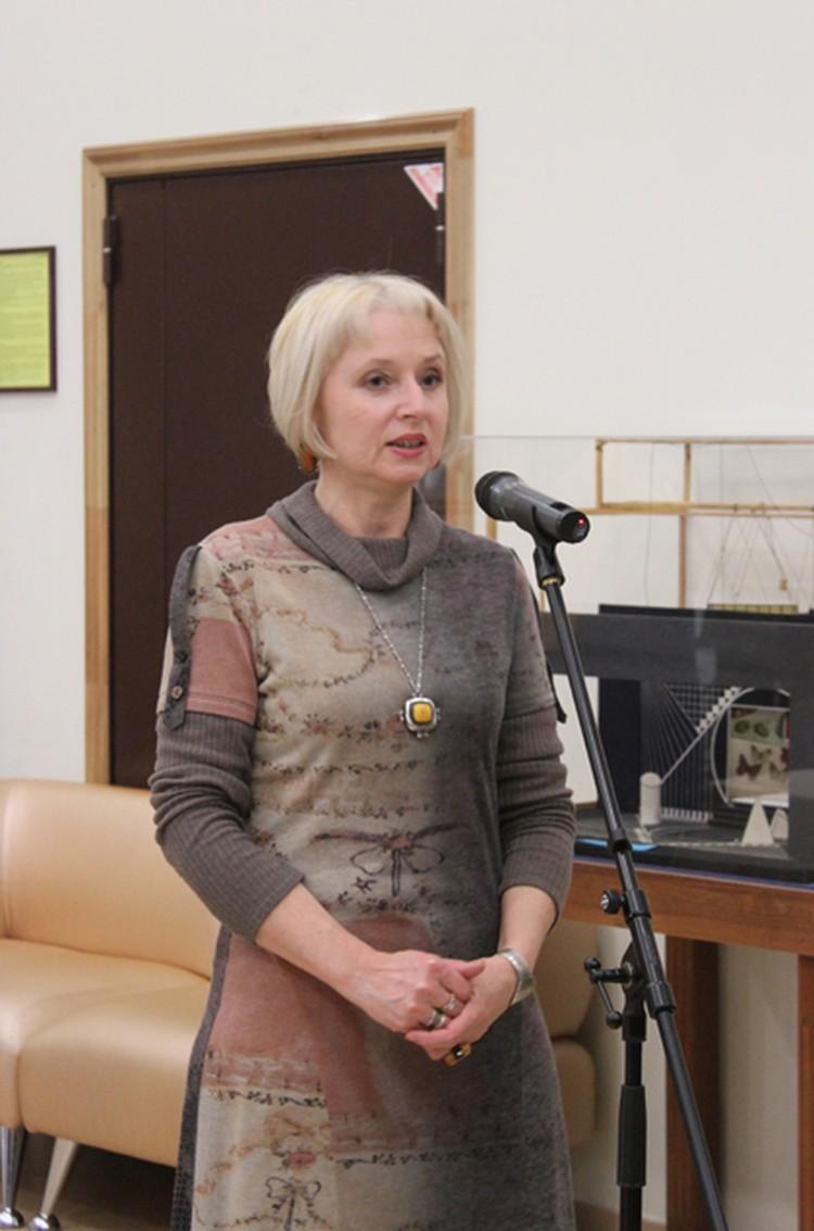 Дочь Юрия Киселева Мария