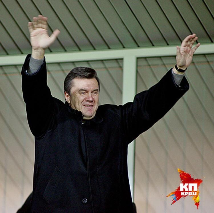 Местонахождение самого Виктора Януковича, тем временем, остается неизвестным