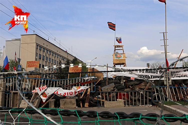 Во вторник Луганская область ждала первого судьбоносного решения