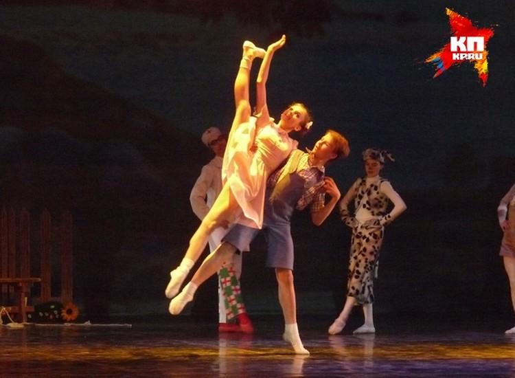 """Премьера воронежского балета """"Айболит""""."""