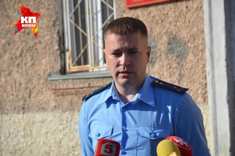 По словам помощника прокурора Ленинского района Дмитрия Пиунова, на пострадавшую девушку оказывается давление.