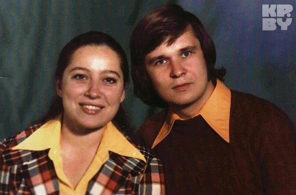 После свадьбы. Фото: семейный архив.