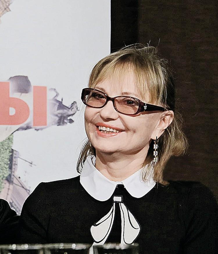 Лариса Луппиан.