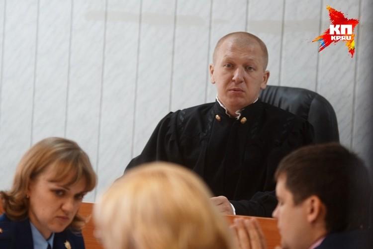 Судья назвал показания Лошагина последовательными и логичными