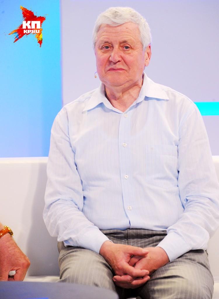 Валентин Жиляев, научный сотрудник Центра по связям с прессой и общественностью Федеральной службы охраны России