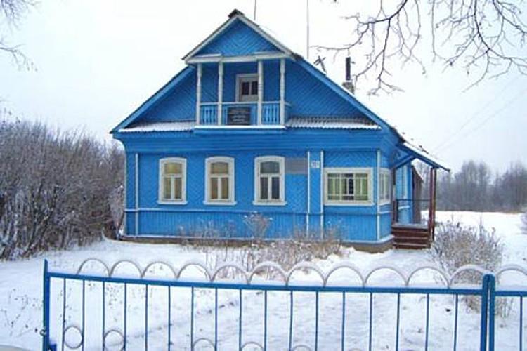 Дом в деревне Хорошево, где 4-5 августа останавливался Сталин