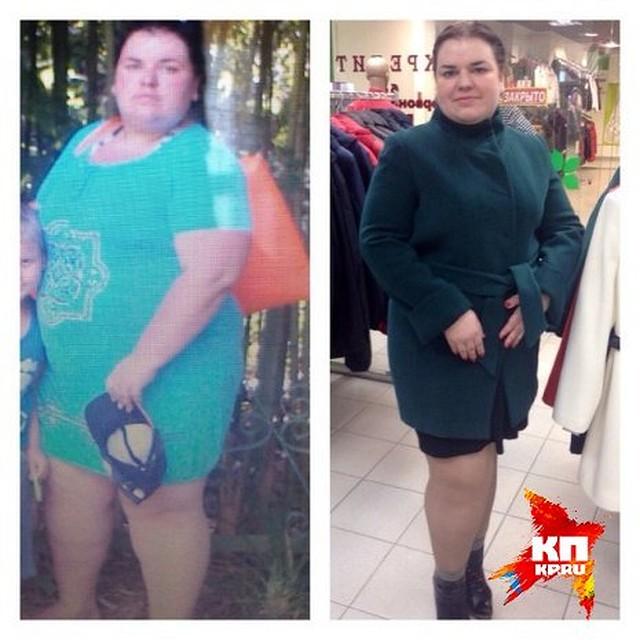 Похудеть со 100 до 60