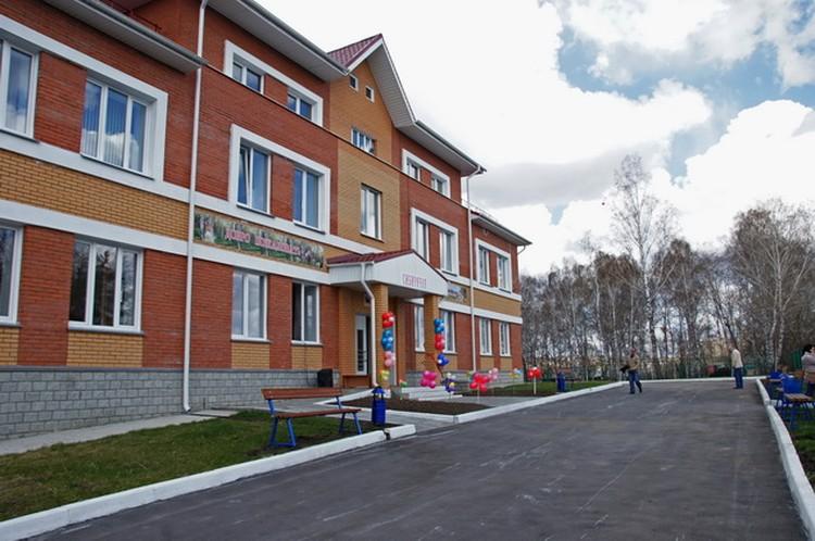 В новом детском саду хватит места для всех дошколят поселка Листвянский. Фото: предоставлено пресс-службой правительства НСО