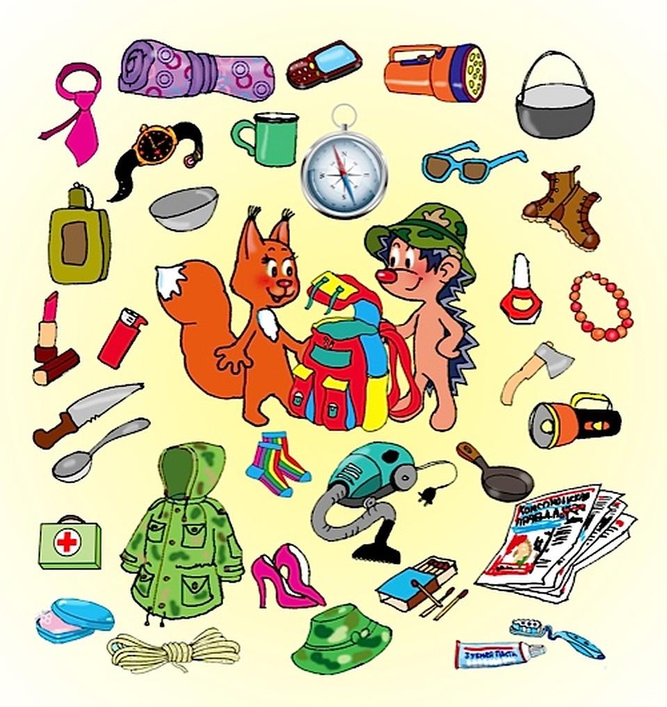 картинки детям что необходимо приложение
