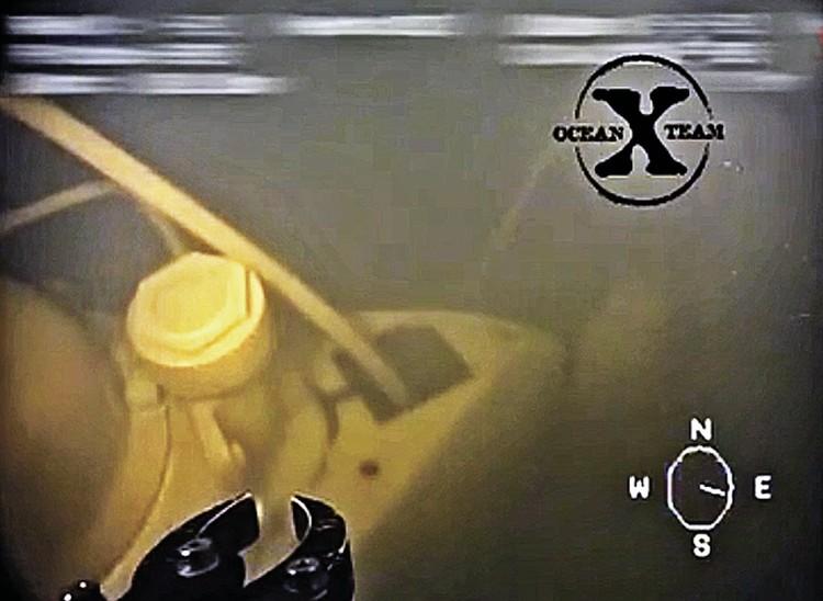 Субмарина хорошо сохранилась. Фото: youtube.com