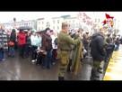 На Первомай в Рязани вышли 50 тысяч человек