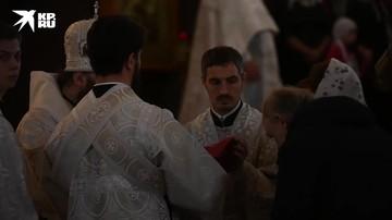 Все пришли проститься с отцом Дмитрием Смирновым