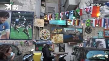 Футбольные фанаты во всем мире скорбят о Марадоне