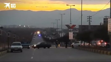 Видео с места убийства физика-ядерщика Ирана появилось в сети