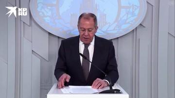 Лавров призвал выработать международные правила регулирования соцсетей