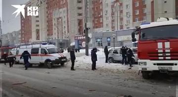 В кафе в Нижнем Новгороде произошел взрыв