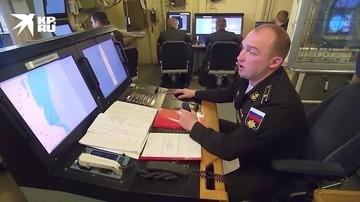 Экипаж МРК «Углич» выполнил артиллерийские и зенитные стрельбы в Каспийском море