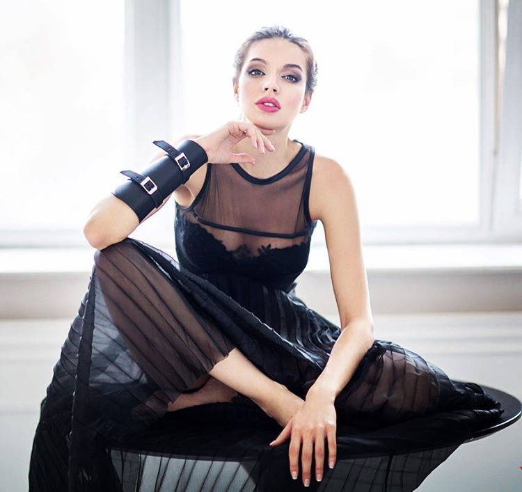 Ms. Universal - 2016 Кристина Мищенко: Некрасивых женщин не бывает, есть ленивые