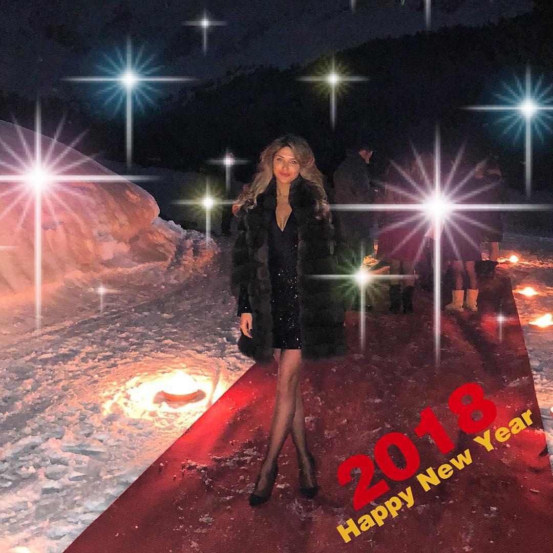 Это была самая веселая новогодняя ночь #привет #2018 #яужетебялюблю #happynewyear #tbt