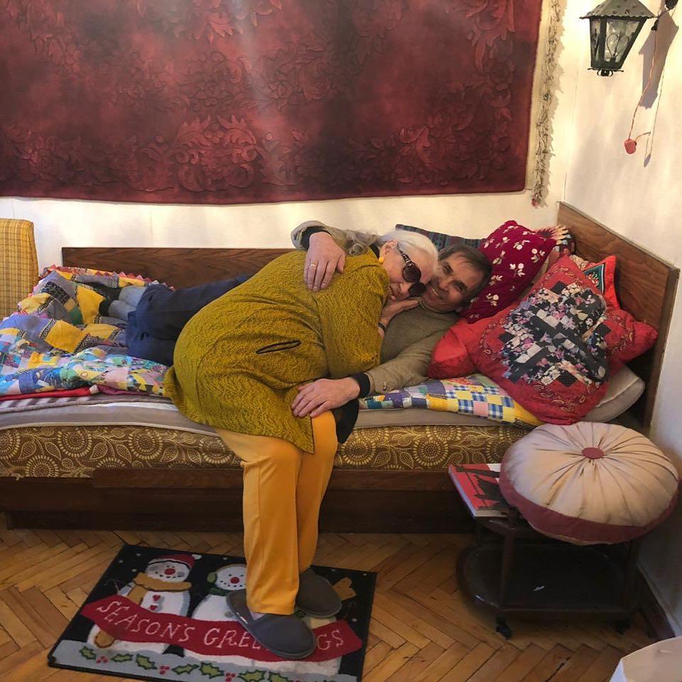 Алибасова и Федосеева-Шукшина живут душа в душу