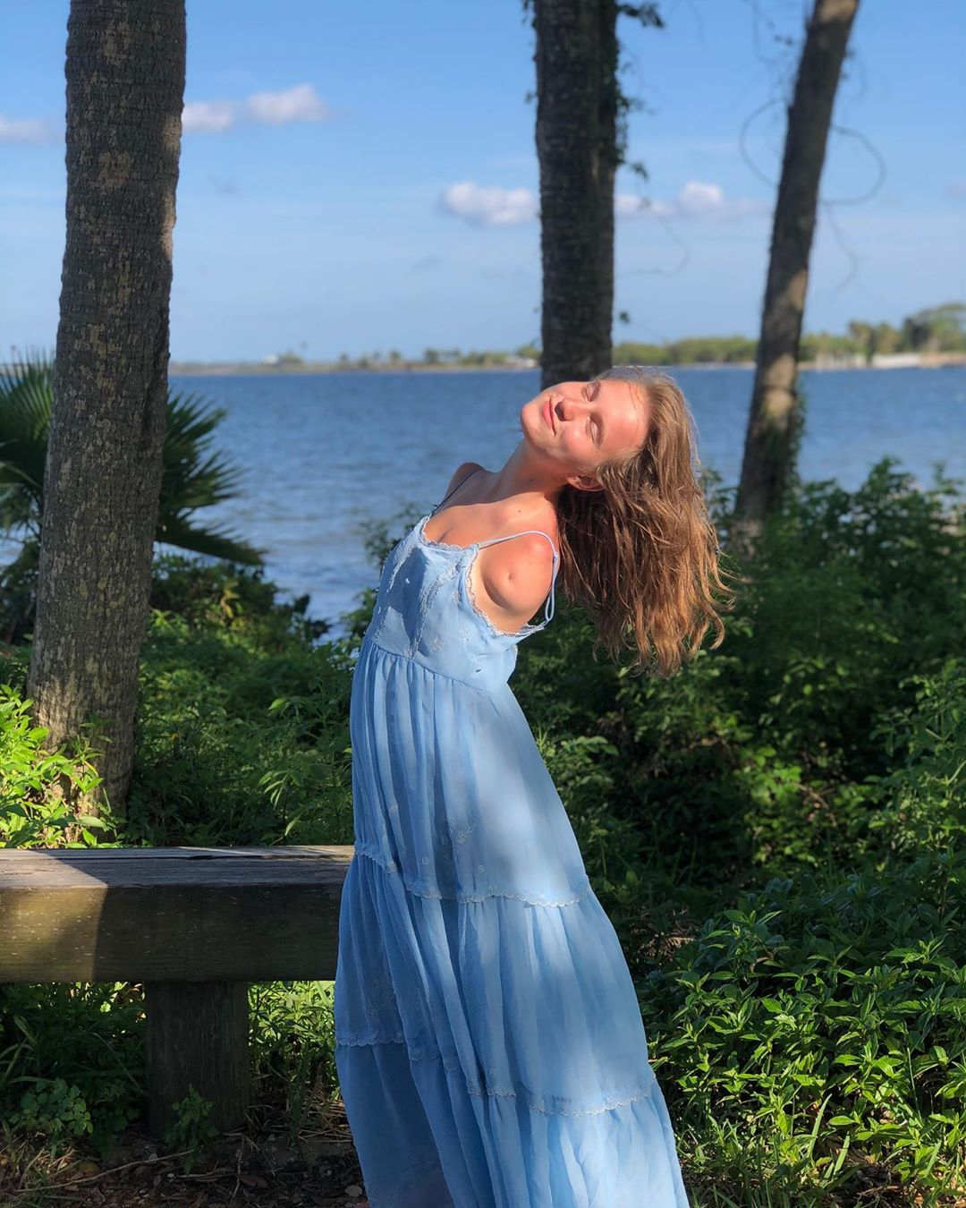 Инга Петри родилась в Новосибирске, но выросла в приемной семье в США