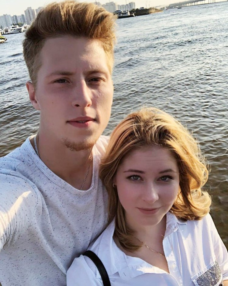 Юлия Липницкая и Владислав Тарасенко