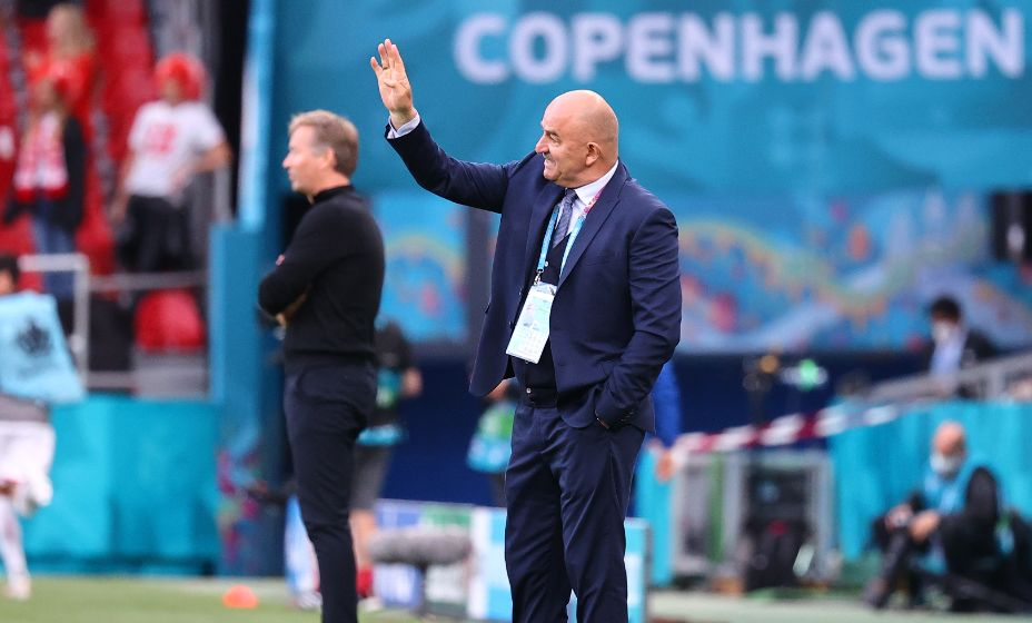 Станислав Черчесов пять лет тренировал сборную России. Фото: Reuters