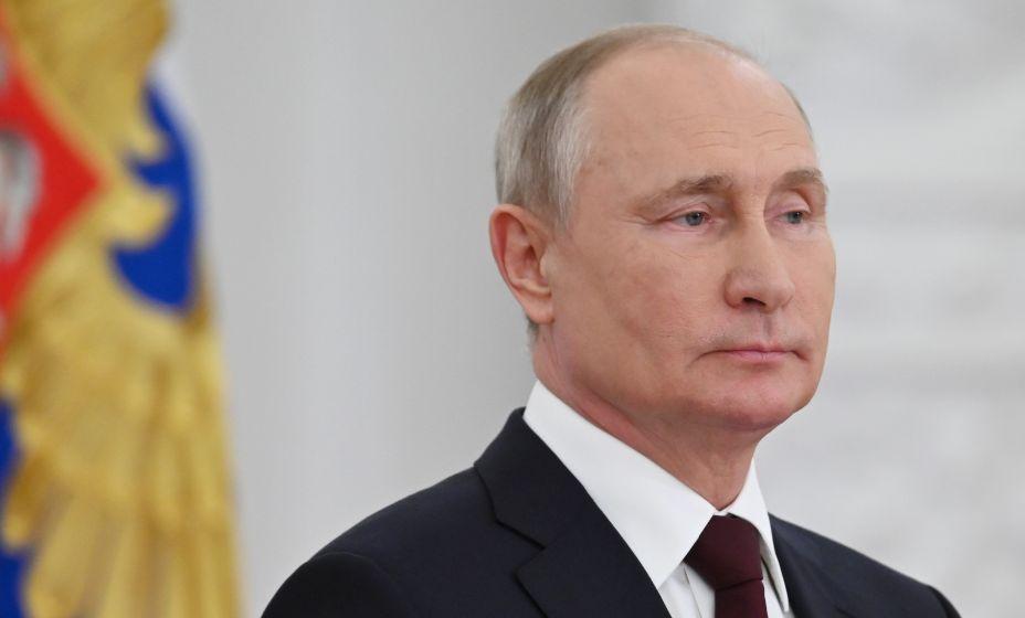 Президент РФ Владимир Путин высказался об отмене лимита на легионеров. Фото: Global Look Press
