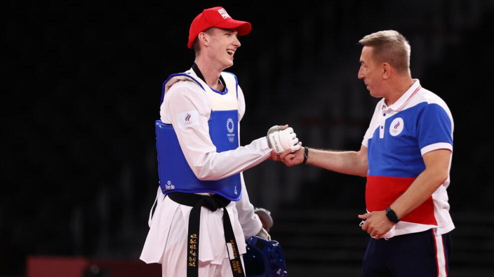 Максим Храмцов - Тхэквондо - Олимпиада