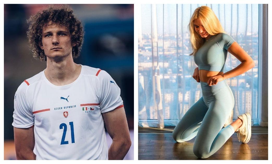 Маркета Гавриличкова помогает Алексу Кралу держать себя в форме. Фото: Инстаграм Маркеты Гавриличковой