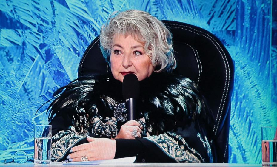 Татьяна Анатольевна Тарасова - символ Ледникового периода. Фото: «Комсомольская правда»