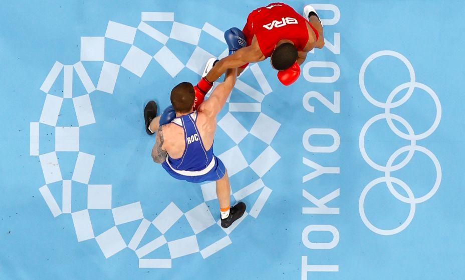 Глеб Бакши взял в Токио-2020 бронзу. Фото: Reuters