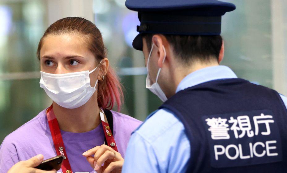 Кристина Тимановская получила убежище в Польше. Фото: Reuters