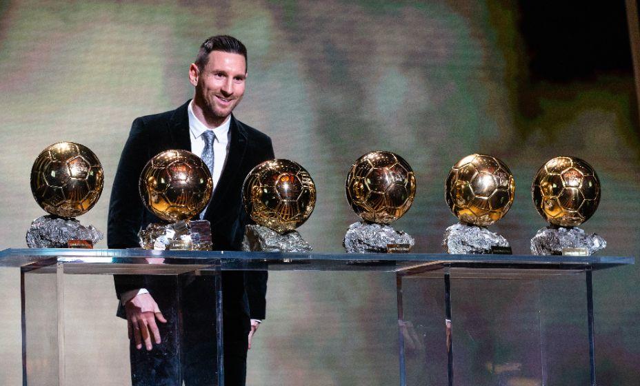 Лео Месси является обладателем шести «Золотых мячей». Фото: Global Look Press
